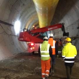 Safe Tunnel|Tunnel Frejus