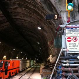 Safe Tunnel|Galleria Pavoncelli