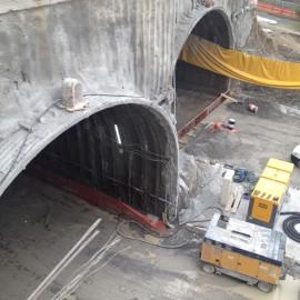 Safe tunnel|Autostrada A3 Salerno Reggio Calabria