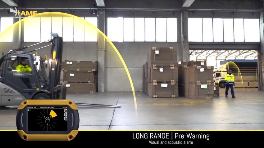 Proximity Warning & Alert System