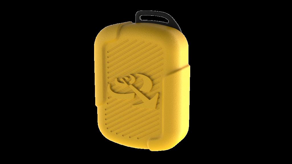 TAG sistema di Anticollisione tra carrello elevatore e operatore - Sistema di Safety - EGOpro Safe MOVE - Proximity Warning System