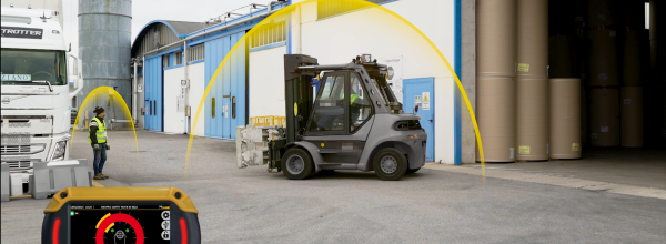 Turn on the Safety| Safety solutions for the operator and the forklift