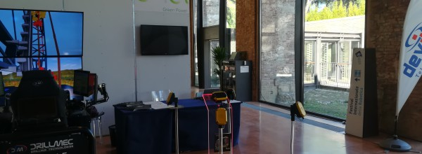 AME together with ENEL Green Power at the International Robotics Festival