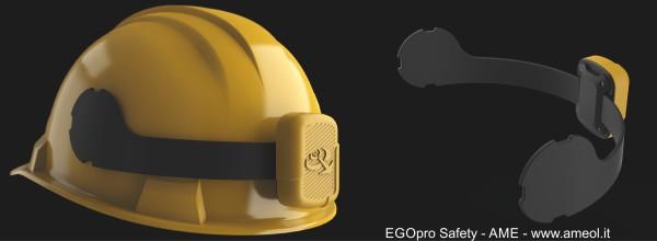 Il nuovo Tag attivo EGOpro per tutte le soluzioni Safety